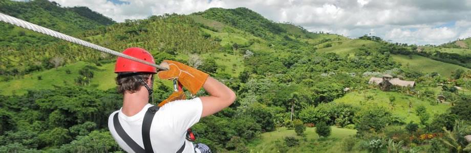 Aventura Zip Line Punta Cana Dominican Republic