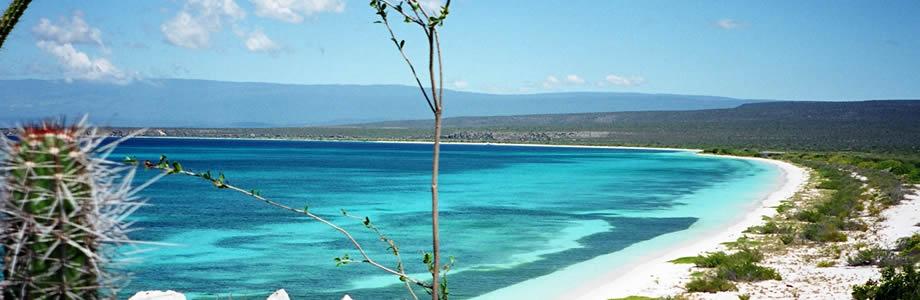Bahía de las Águilas Barahona Dominican Republic