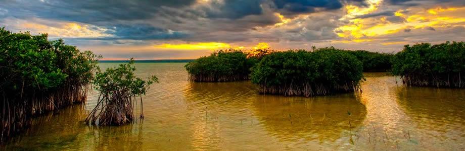 Laguna de Oviedo Barahona Dominican Republic