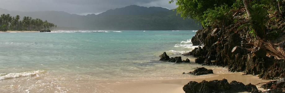 Playa Rincon Las Galeras Dominican Republic
