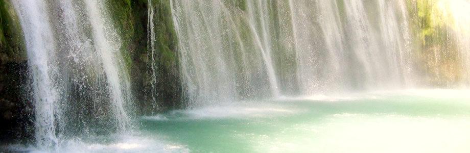 Cascada El Limón Samana Dominican Republic