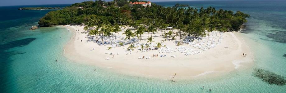 Samana Bay Catamaran Samana Dominican Republic